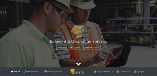 Site web de BDS